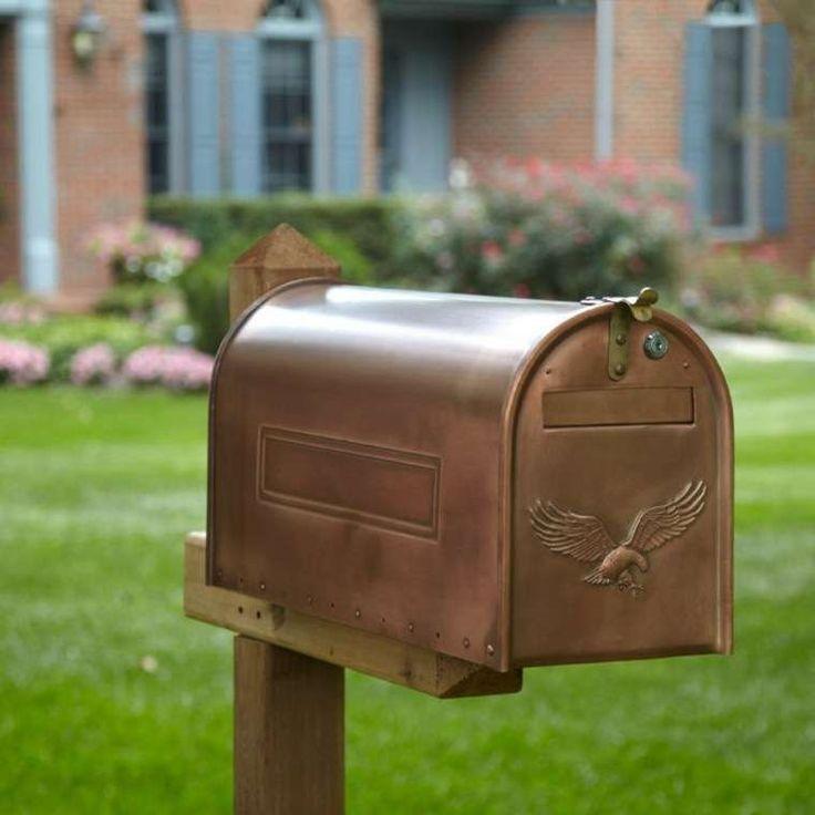 Фото с почтовым ящиком